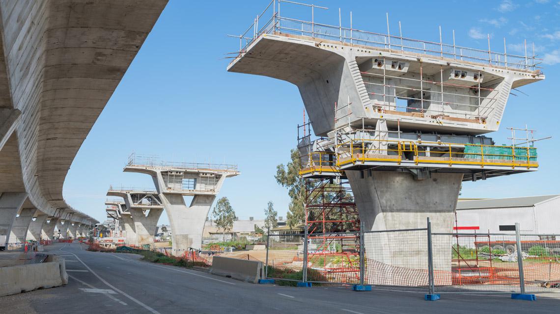 Инфраструктурно строителство